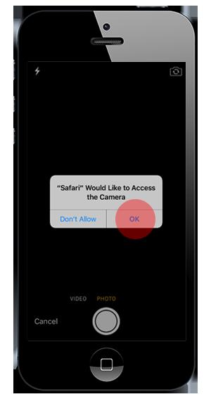 access-camera
